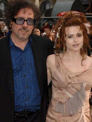 Helena Bonham-Carter y Tim Burton serán padres por segunda vez en diciembre