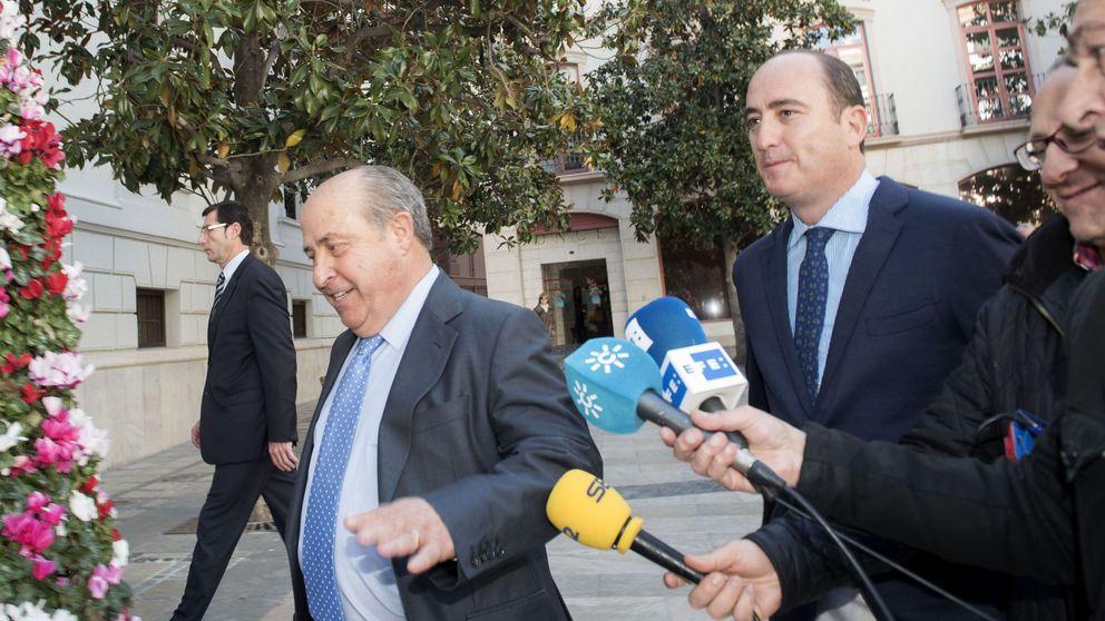 Un polideportivo y 300 viviendas dieron origen a la detención del alcalde de Granada