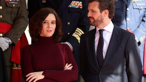 Cuidado con los juegos florentinos: si cae Madrid, cae Casado