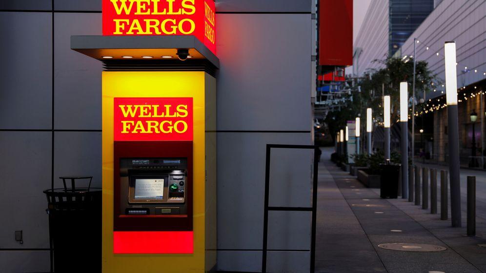 Foto: Un cajero de Wells Fargo. (Reuters)