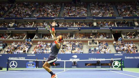 Siga en directo el partido de semifinales del US Open entre Nadal y Del Potro