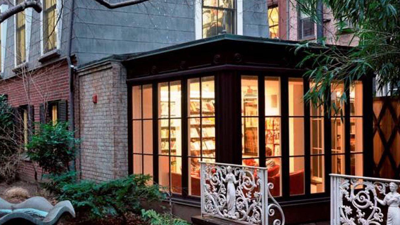 Foto: Imagen exterior del Instituto Cervantes de Nueva York.