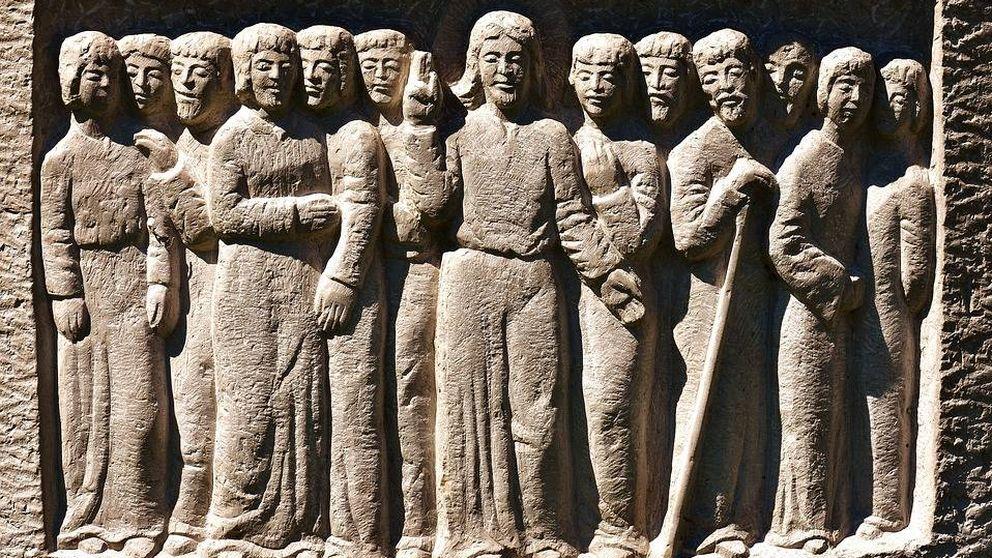 Encuentran la 'iglesia de los apóstoles', el templo de los primeros discípulos