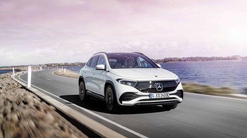 Llegan las versiones 4x4 del Mercedes EQA eléctrico con dos motores