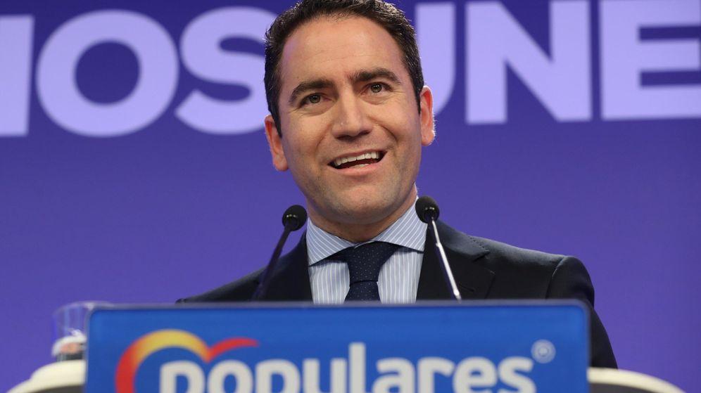 Foto: El secretario general del Partido Popular, Teodoro García Egea. (EFE)
