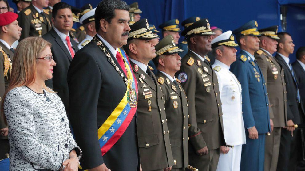 Maduro denuncia un intento de asesinato con drones y culpa a Colombia