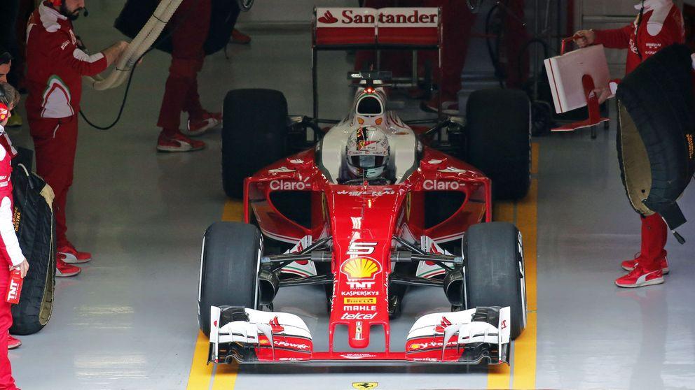 Ferrari manda mensajes de calma, pese al tufo autoritario de Mercedes