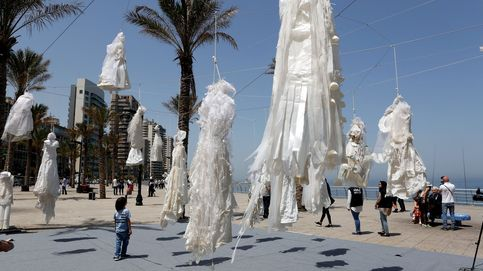En contra de la ley de violación en Líbano