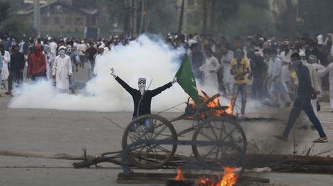 Enfrentamientos en Cachemira