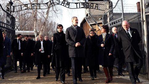 Don Felipe y doña Letizia, en Polonia para conmemorar el 75º aniversario de Auschwitz
