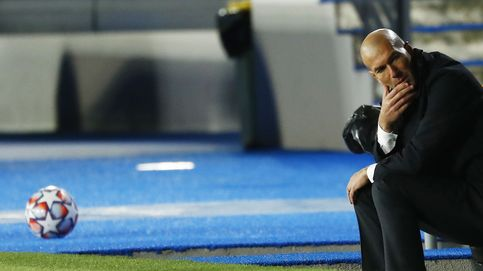 La alarma de Florentino: pide a Zidane que tome decisiones y revitalice el equipo