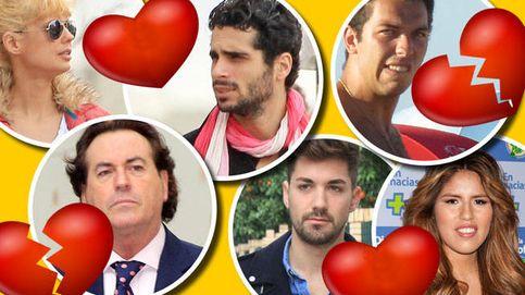 7 parejas famosas (y sus ex) que reventarían los audímetros en 'Amor a...'