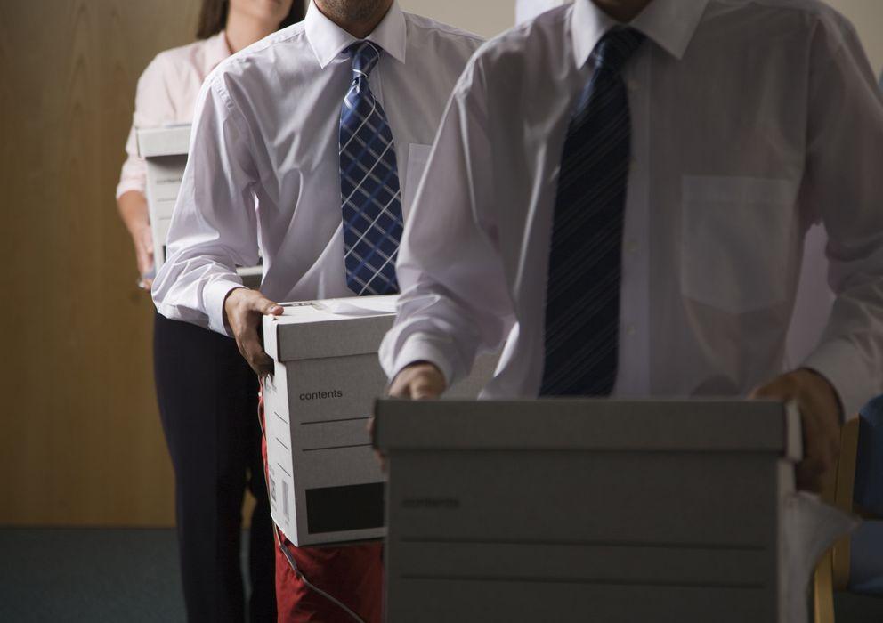 Foto: Muchos empleos, como los relacionados con el trabajo de oficina, pierden su sentido y desaparecen. (Corbis)