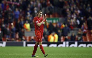 Gerrard dejará el Liverpool tras 28 años, la decisión más dura de su vida