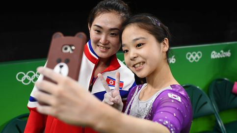 El selfie que unió a Corea del Norte y Corea del Sur en los Juegos Olímpicos de Río