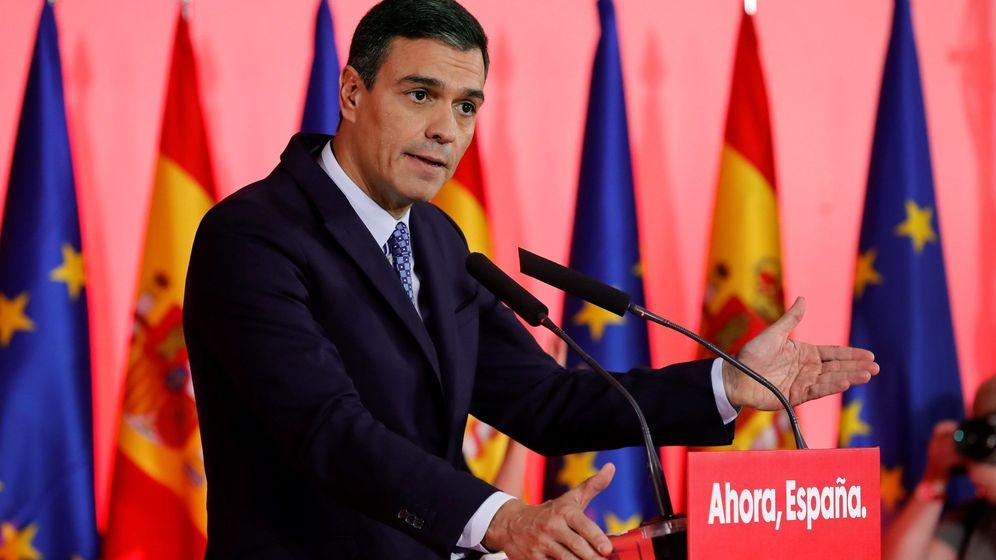 Foto: El presidente del Gobierno, Pedro Sánchez (Efe).