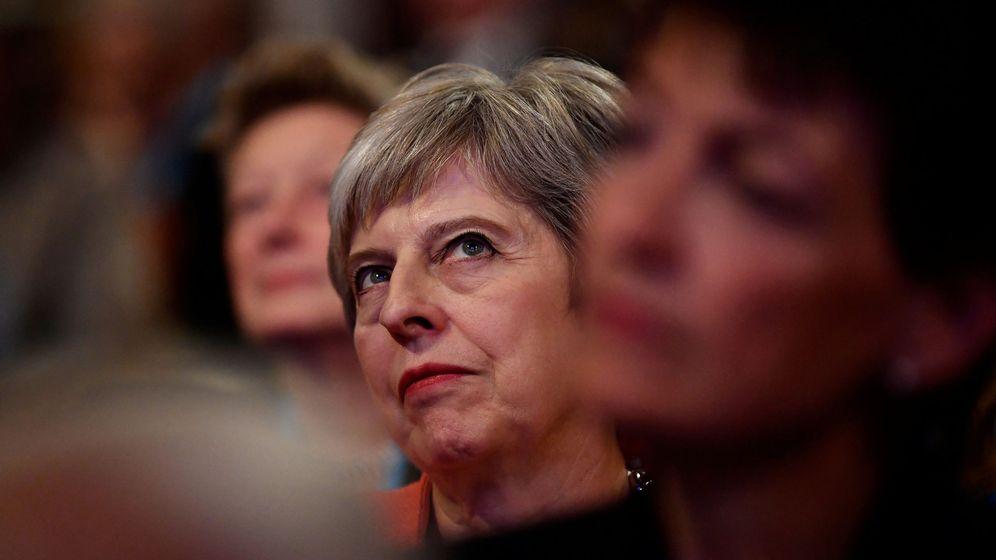 Foto: La primera ministra británica, Theresa May. (Reuters)