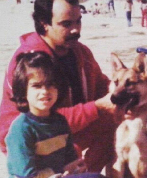 Foto: Mónica Cruz homenajea a su padre con una foto familiar: Siempre en nuestro corazón