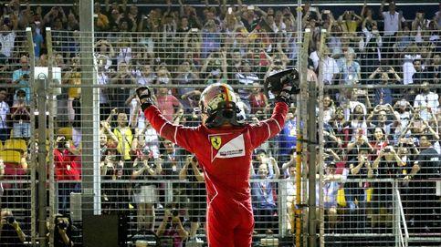 ¿Es Sebastian Vettel el piloto que necesita Ferrari para recuperar el título?