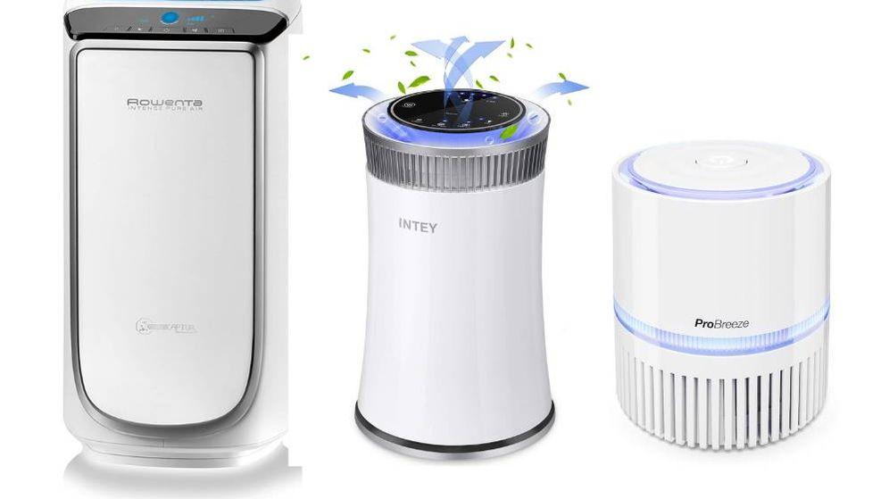Foto: Mejora la calidad del aire en tu hogar con los mejores purificadores
