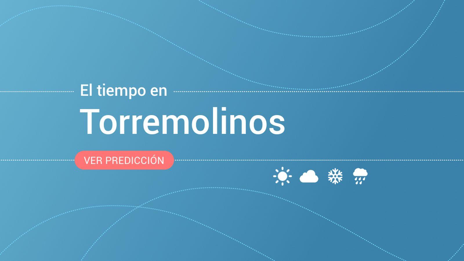 Foto: El tiempo en Torremolinos. (EC)