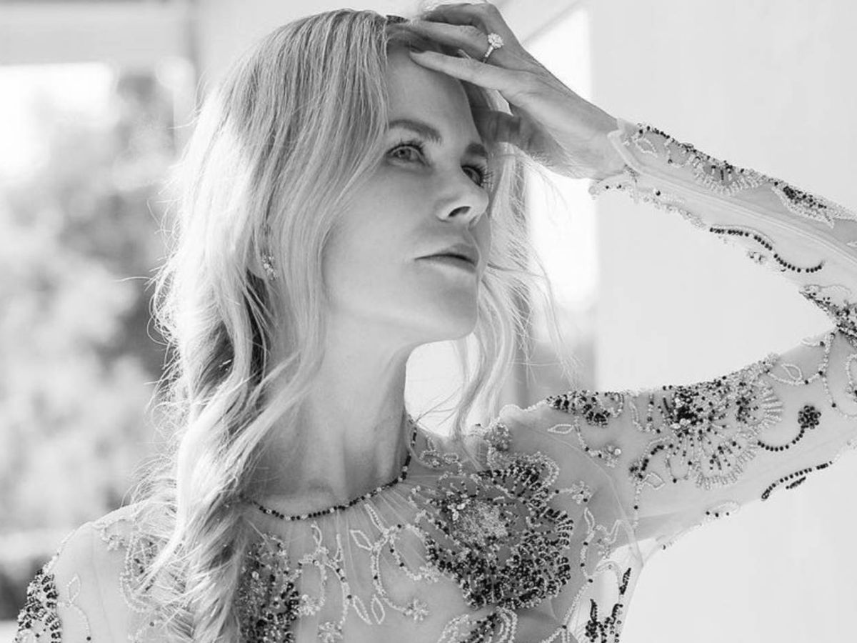 Foto: Nicole Kidman. (Instagram)