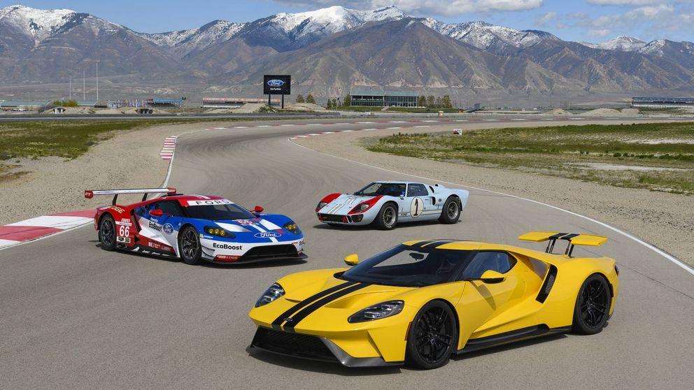 ¿El deportivo más espectacular? El Ford GT puede ser tuyo: sacan más unidades