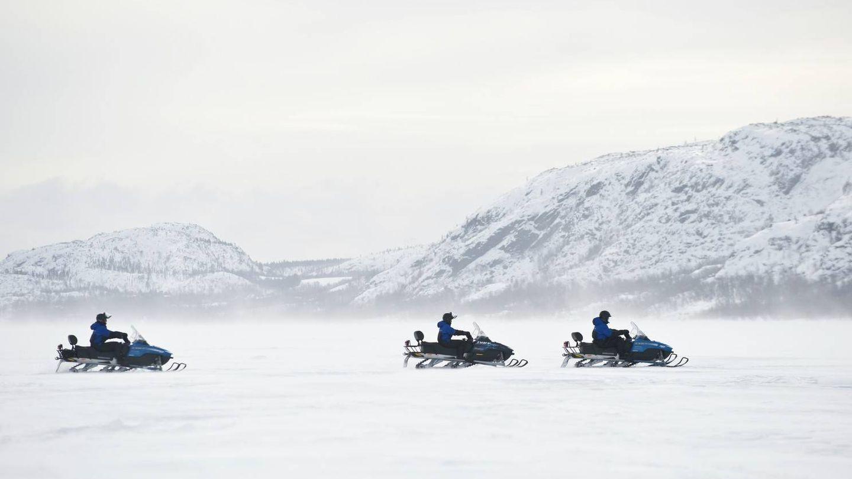 Aventura en Kirkenes. (Foto: Terje Rakke/Nordic Life - Visitnorway.com)