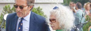 Preocupación por el estado de salud de la duquesa de Alba