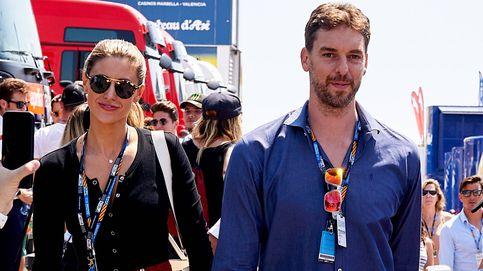El verano vasco y balear de Pau Gasol y su novia Catherine McDonnell