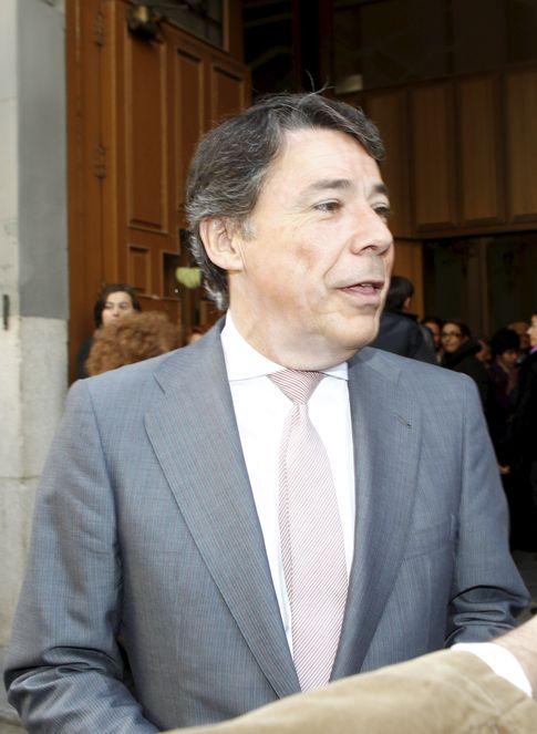 Ignacio González, en una imagen de archivo (Gtres)