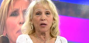 Post de Paquita de Mónaco, de estrella de Telecinco a vivir en la calle por deudas