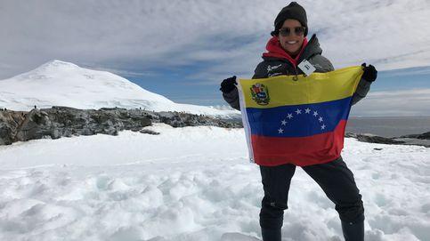 Científica viaja embarazada a la Antártida