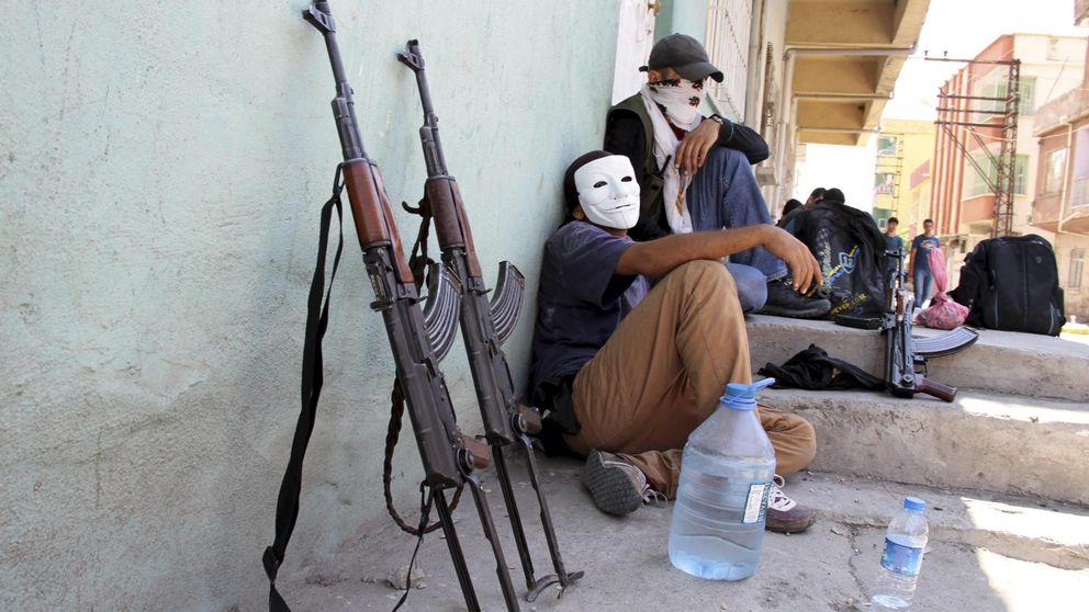 Viaje a las zonas 'liberadas' de Turquía: El PKK espera una ofensiva del ejército
