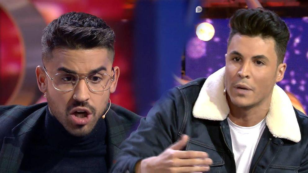 'GH VIP 7': Kiko amenaza a Frigenti con demandarlo por llamarlo 'montajista'