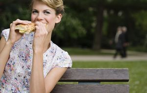"""La dieta del bocadillo: """"La clave está en comer pan sin grasa"""""""