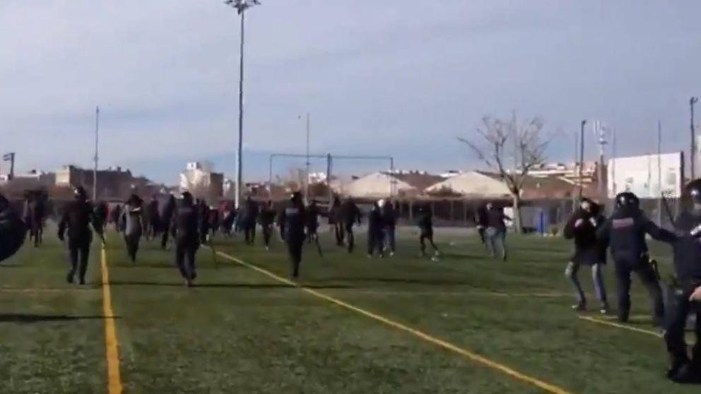 Vox se queja del acoso sufrido en dos actos en Burgos y Hospitalet