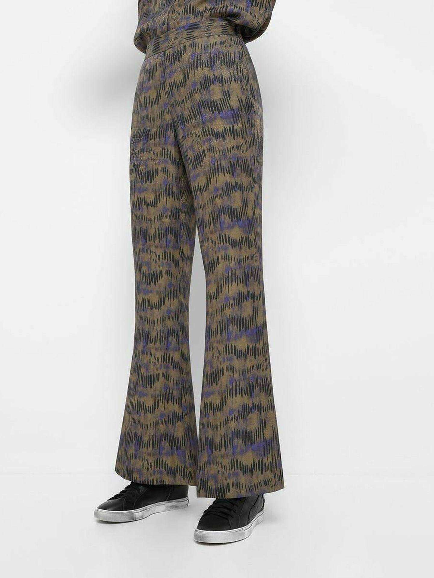 Pantalón de Scalpers a la venta en El Corte Inglés. (Cortesía)