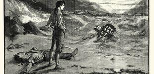 Post de El Robinson Crusoe español: la peripecia del náufrago que inspiró a Defoe