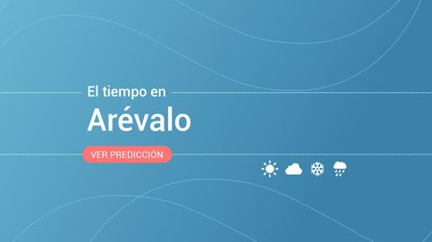 El tiempo en Arévalo: previsión meteorológica de hoy, miércoles 13 de noviembre