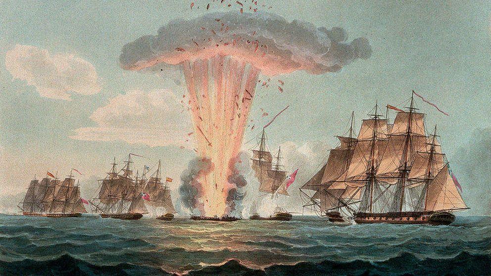 El hundimiento de La Mercedes: un acto de guerra edulcorado por los ingleses