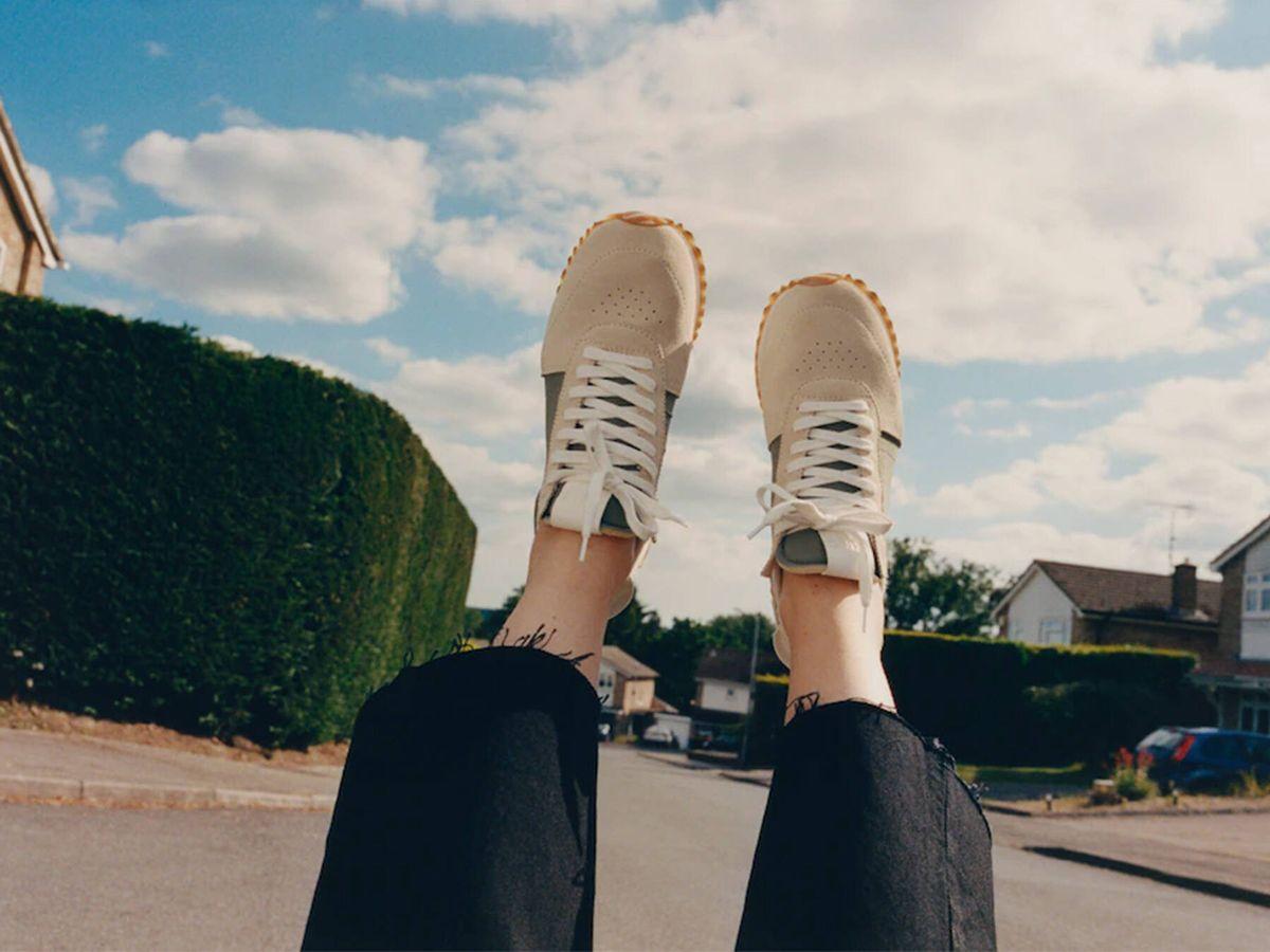 Foto: La nueva colección de zapatillas deportivas de Mango tiene modelos para todos los gustos. (Cortesía)