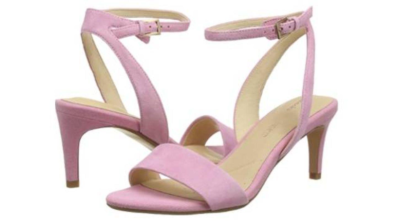 Sandalias de Clarks. (Cortesía)
