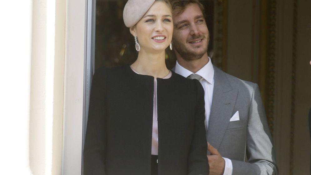 Foto: Beatrice Borromeo y Pierre Casiraghi en una imagen de archivo.