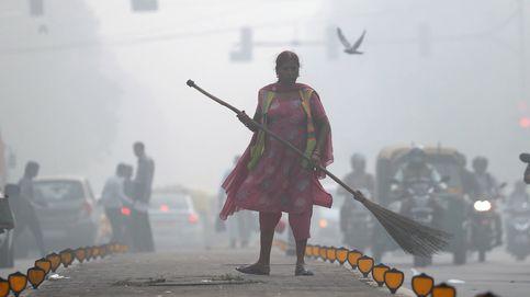 La Londres del siglo XXI: Nueva Delhi declara la emergencia por la niebla tóxica
