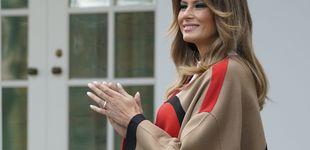 Post de Del más barato (2.900 €) al más caro (50.000 €): los abrigos de Melania Trump