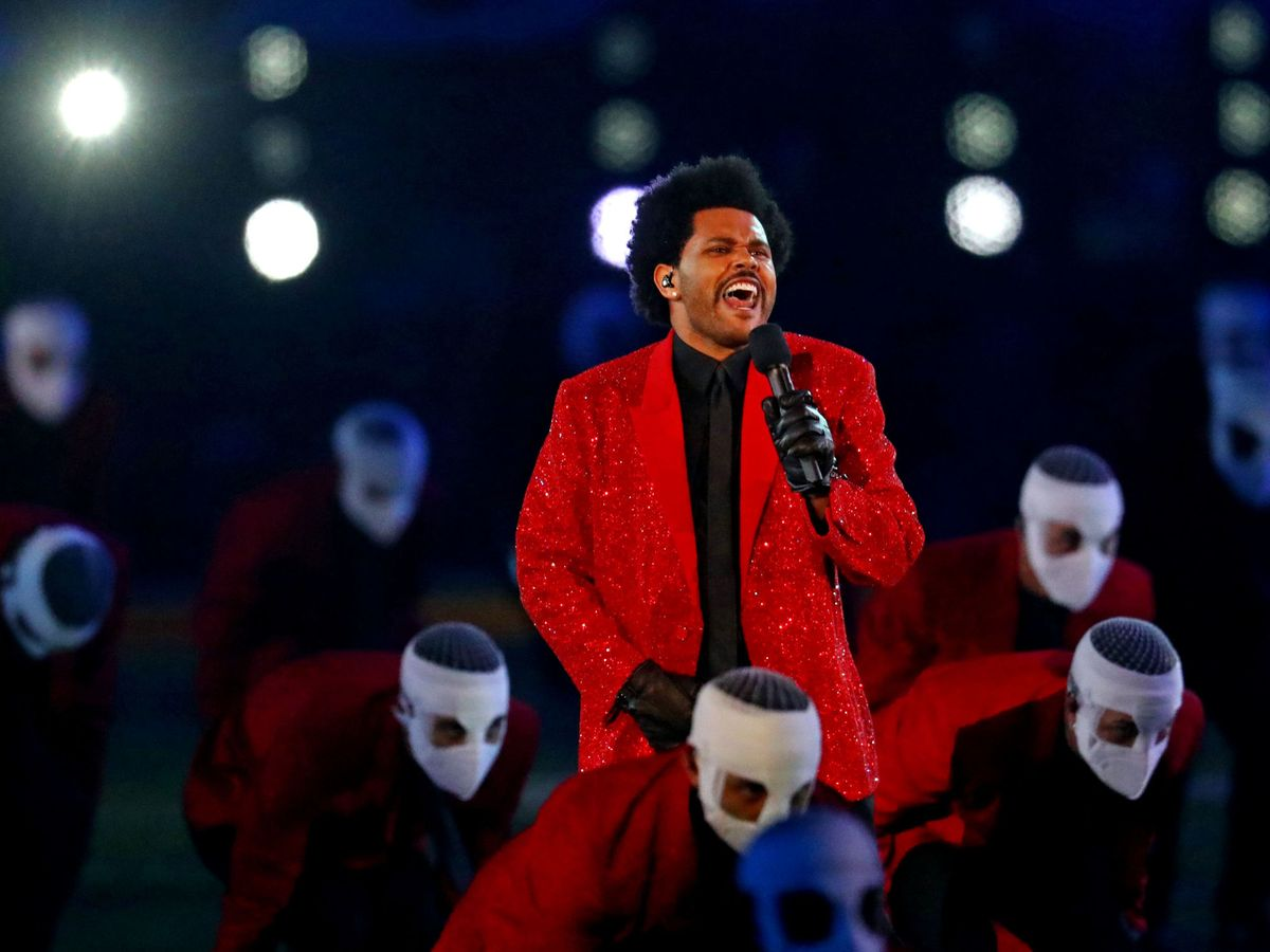 Foto: The Weeknd. (USA Today Sports)