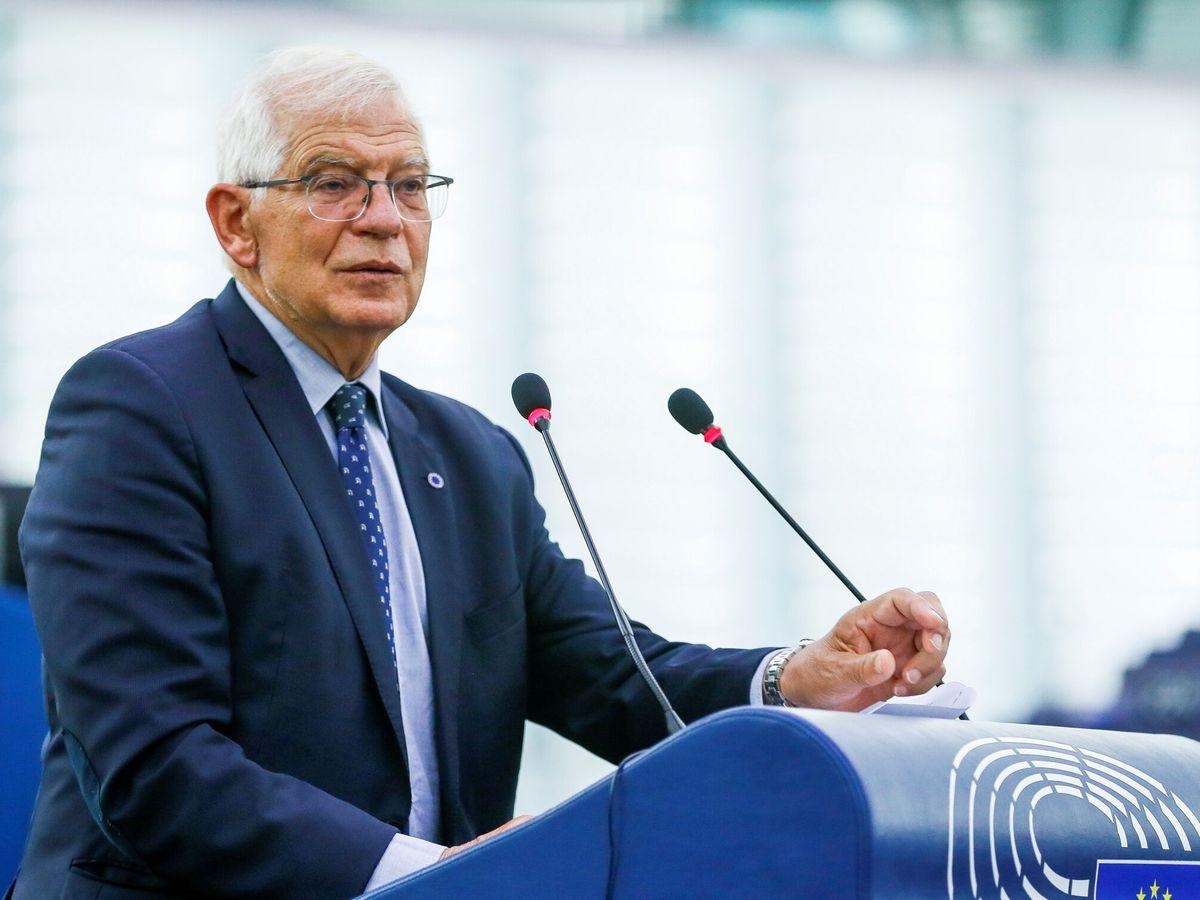 Foto: El vicepresidente de la Comisión Europea, Josep Borrell. (Reuters)