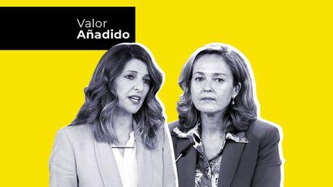 Calviño se impone a Díaz en la batalla del SMI: la oportuna victoria de la prudencia