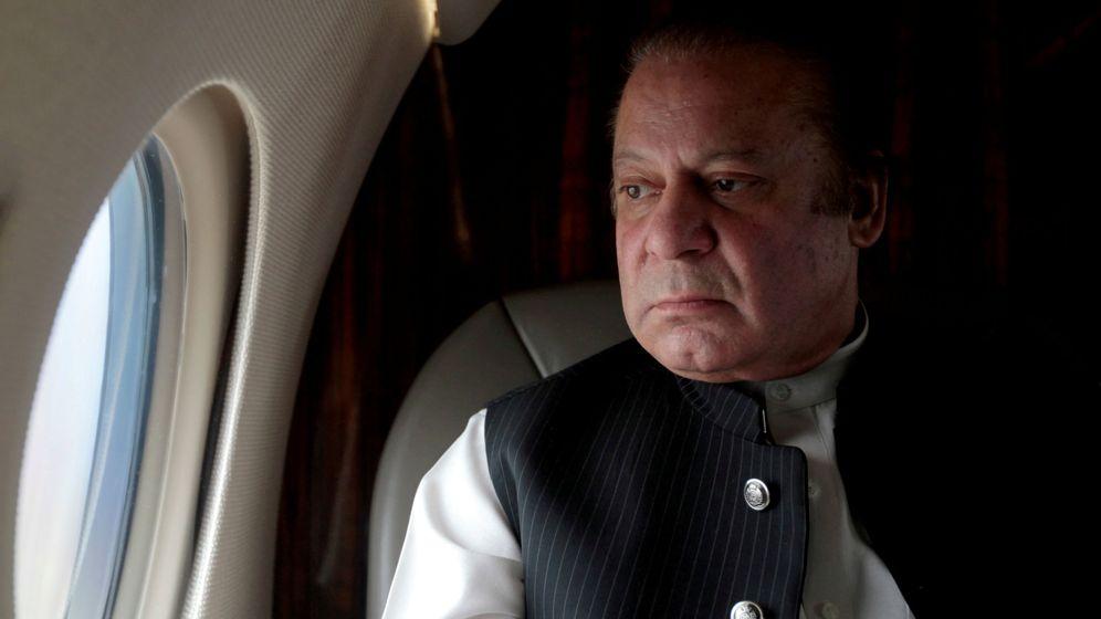 Foto: Nawaz Sharif. (Reuters)
